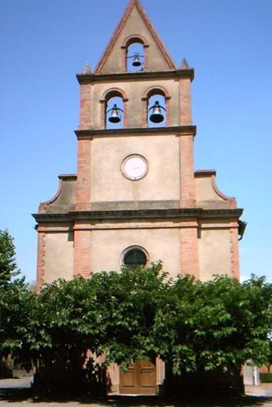 Comberouger Eglise St Barthélémy