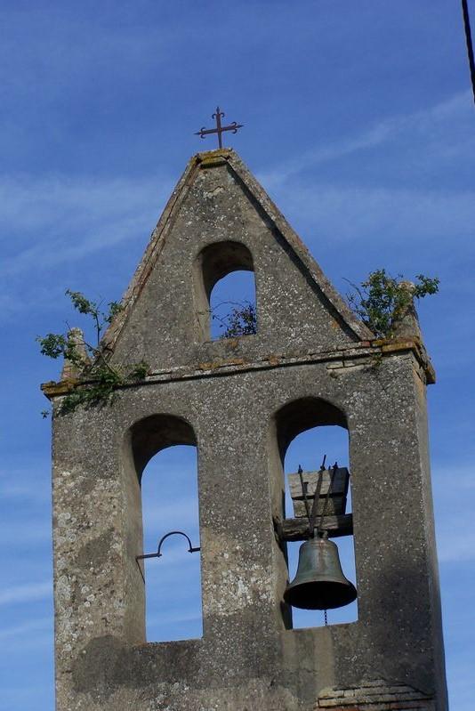Comberouger chapelle de Brivecastel
